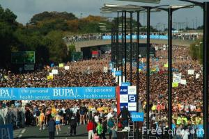 BUPA Great North Run Sunday 6 October 2002